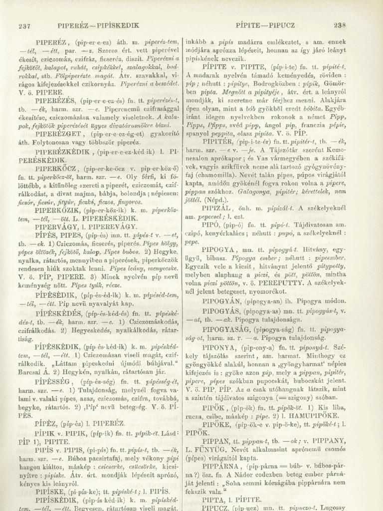 Növénynevek enciklopédiája | Digitális Tankönyvtár