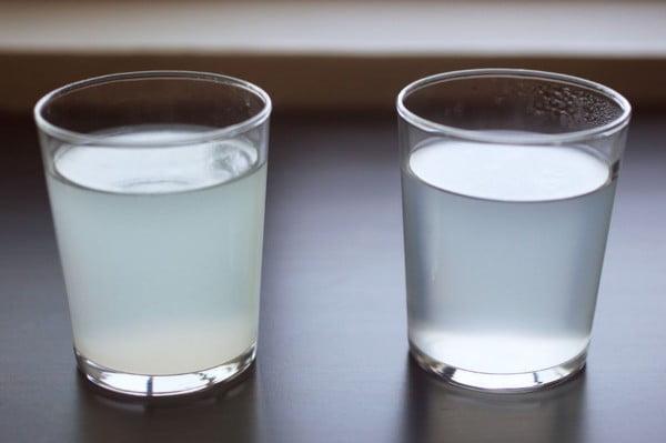 hideg vizet pikkelysömörre)