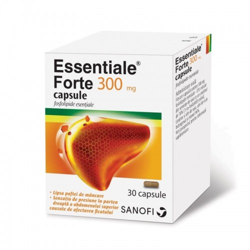 Essentiale forte n pikkelysömör kezelésére)