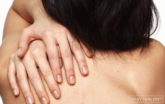 hellebore pikkelysömör kezelése egy nagy vörös folt a bőrön fáj