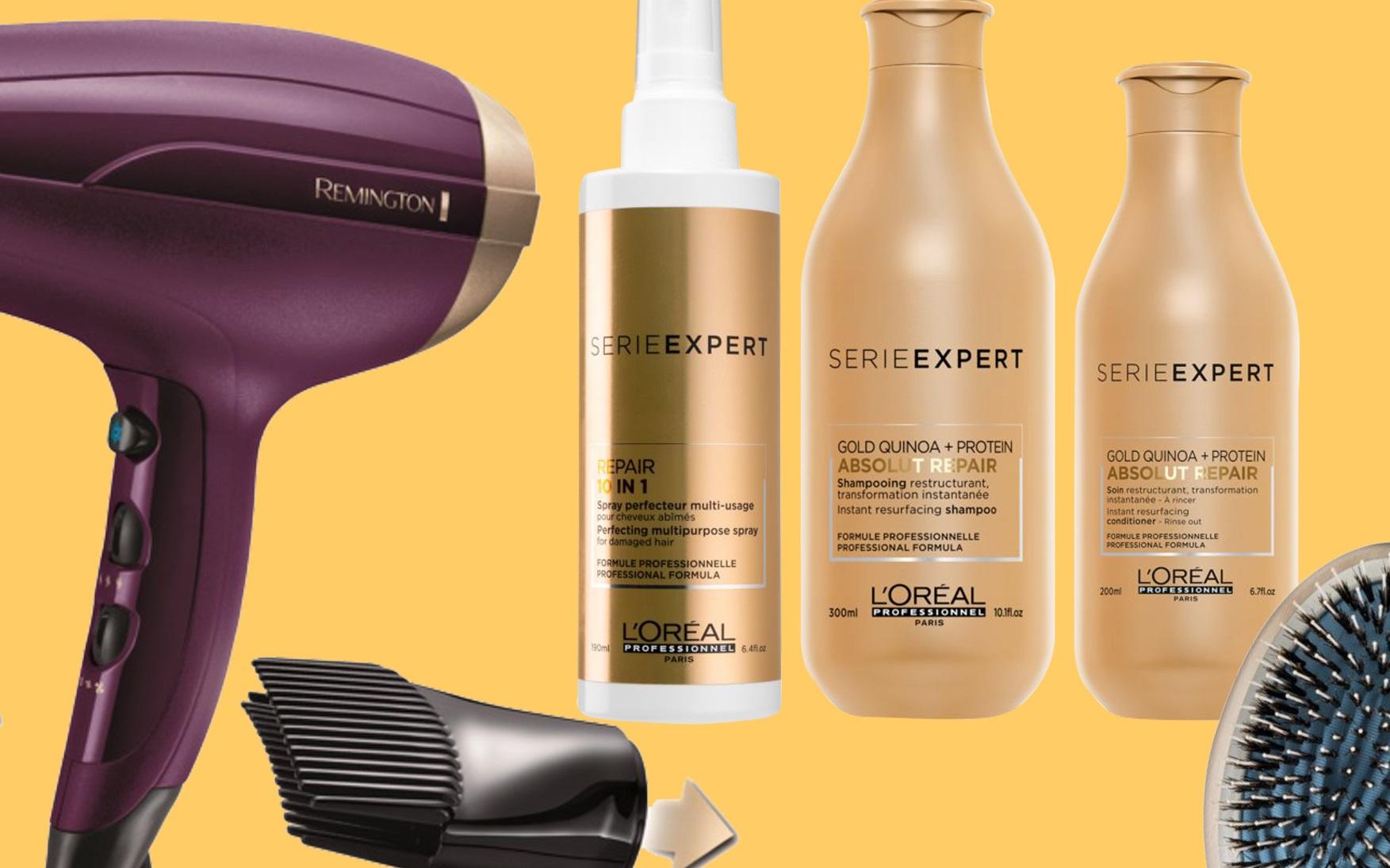 Egyszerű házi hajpakolások 3 perc alatt