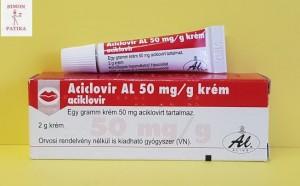 pikkelysömör kezelése acyclovir