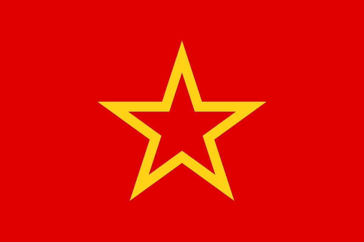 vörös foltok a hadsereg arcán