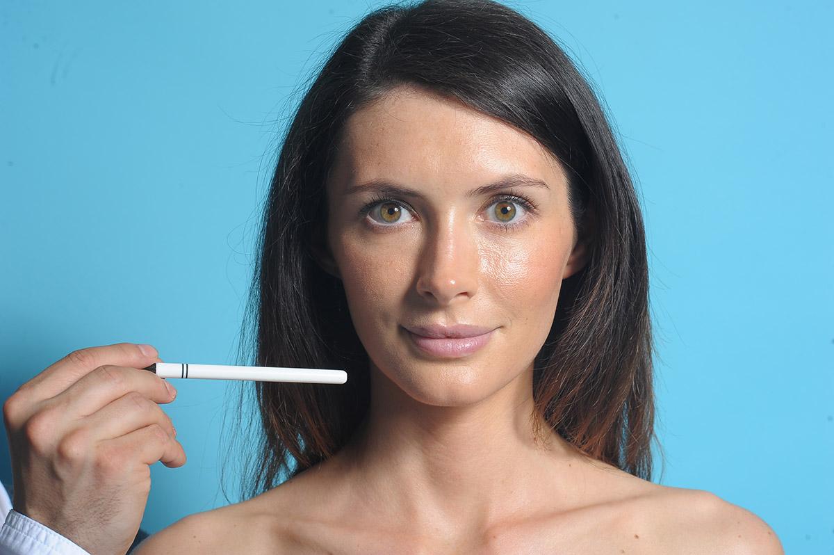 hogyan lehet megszabadulni az arcon lévő vörös anyajegytől