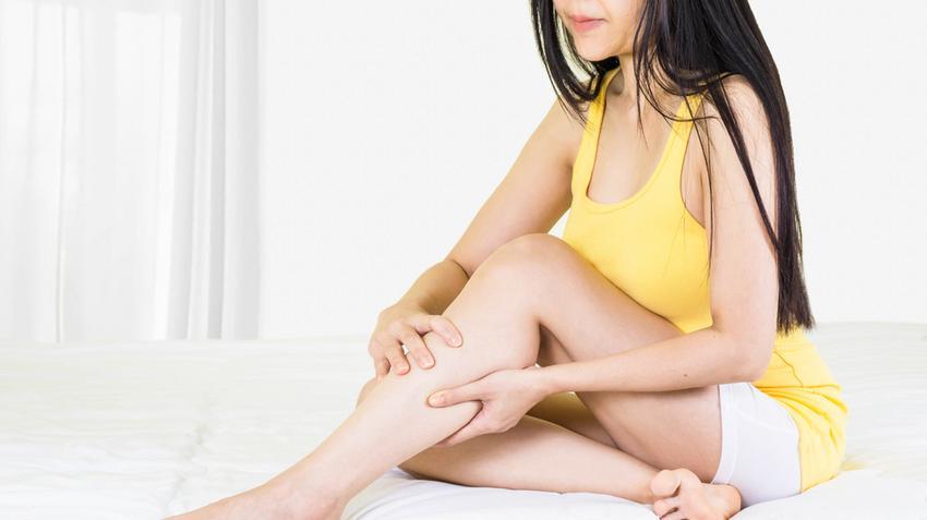 vörös foltok a lábakon szifilissel. Fénykép
